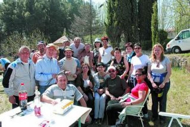 Corella se vuelca con la romería al Villar