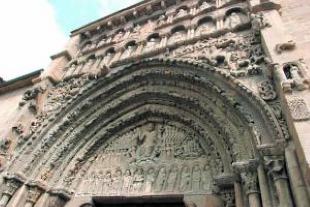 Adjudicada la restauración de Santa Mª de Sangüesa