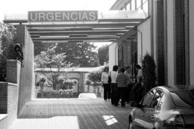"""16 médicos de urgencias del Hospital de Navarra critican las """"largas esperas"""""""