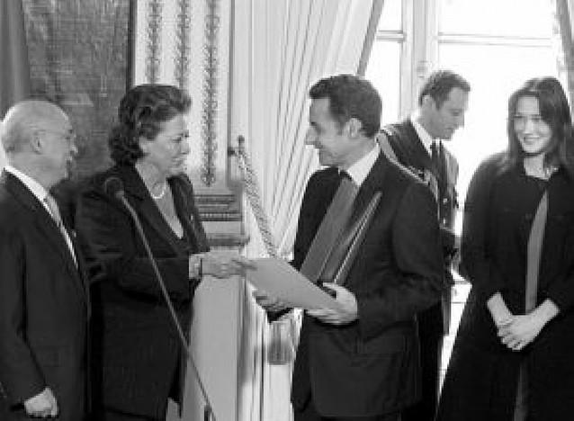 Sarkozy asegura que Francia no será retaguardia de los terroristas de ETA
