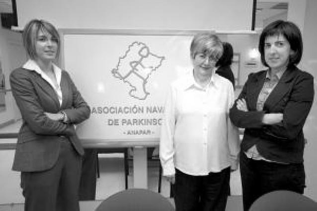 Un estudio revela que en Navarra hay 1.674 personas afectadas por Parkinson