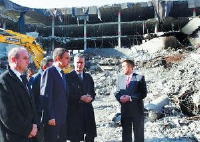 El Gobierno central ofreció a ETA un órgano vasco-navarro tras el atentado de la T-4, según El Mundo