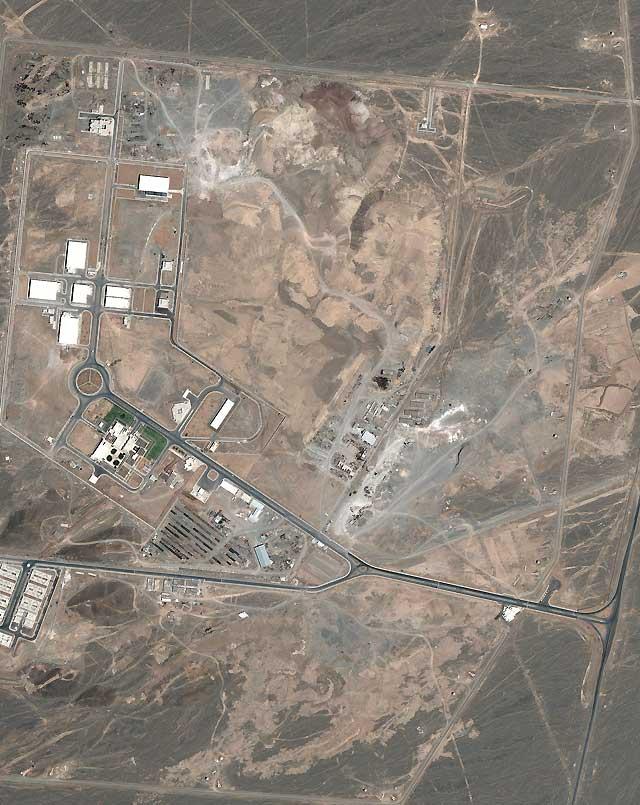Irán está instalando 6.000 centrifugadoras nuevas para enriquecer uranio