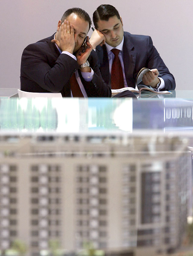 El Salón Inmobiliario de Madrid arranca marcado por la crisis y la menor afluencia