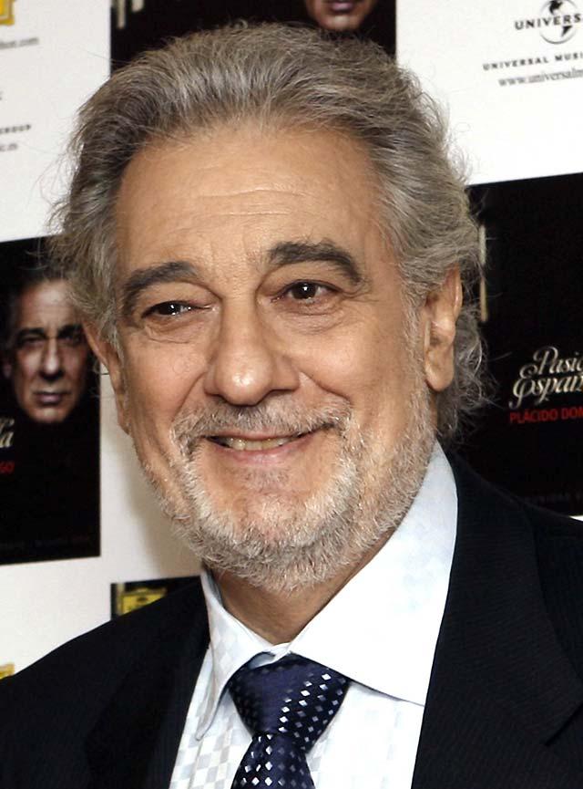 """Plácido Domingo presenta """"Pasión española"""", su tributo a la copla y a sus intérpretes"""