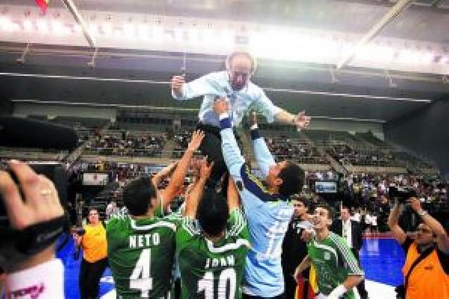 El campeón del mundo, en la UPNA