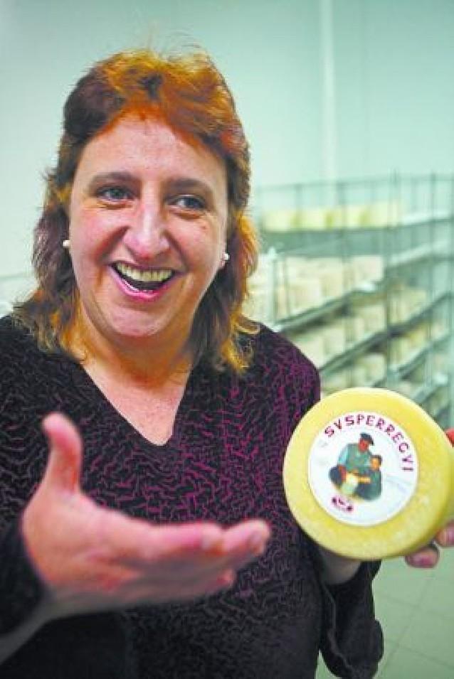 El queso como medio de vida en Abárzuza