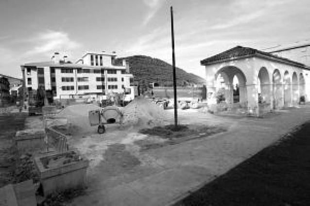 18 empresas quieren construir la casa de cultura de Villava