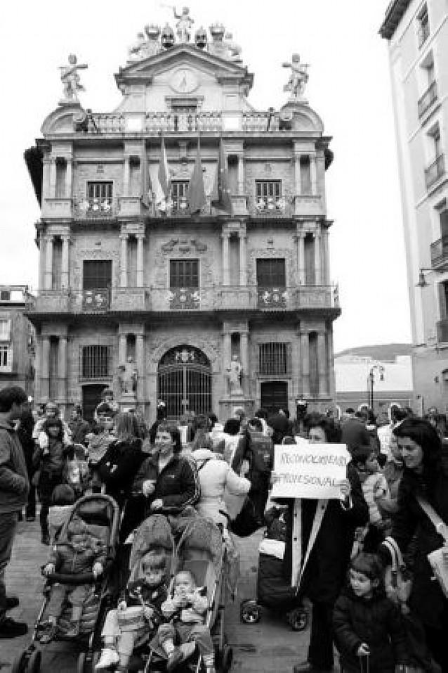 Tráfico Corte de la carretera de la Universidad entre la avenida de Zaragoza y el cruce de Esquíroz