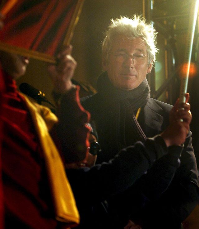 China castigara severamente a quienes interrumpan el relevo de la antorcha en el Tíbet