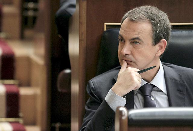 Zapatero no logra la mayoría absoluta para ser nombrado presidente