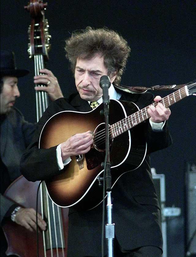 Bob Dylan comenzará su gira por España en Pamplona