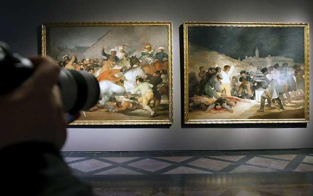 El Prado presenta 'Goya en tiempos de guerra'