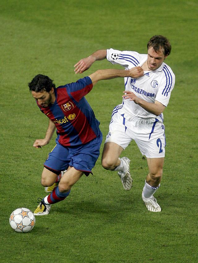 El Barça llega a semifinales de la Liga de Campeones al ganar al Schalke 04 con más pena que gloria (1-0)