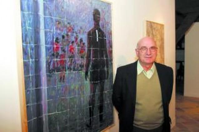 Arte y deporte, unidos a través de 40 obras