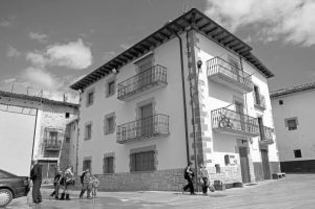 Guesálaz crea un banco de la propiedad para facilitar la venta de casas y solares