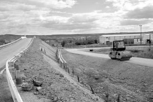 Lodosa termina la supresión de los cuatro pasos a nivel de la línea Castejón-Bilbao