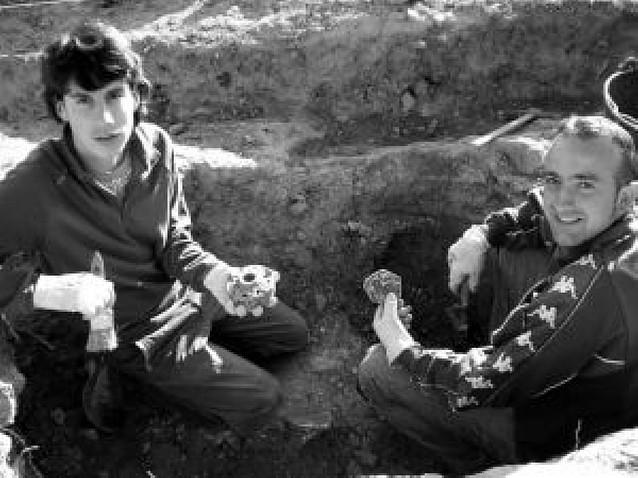 La excavación de la judería destapa alguno de los mejores restos de Estella