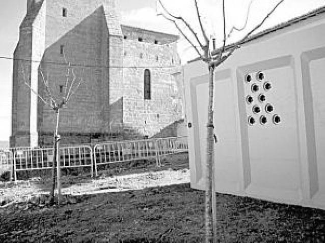 Aplazada la instalación de un transformador eléctrico en Astráin