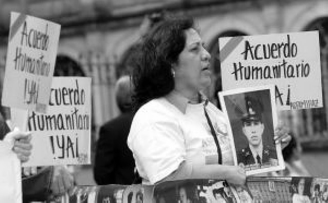 Francia retira su misión para rescatar a Ingrid Betancourt, rechazada por las FARC