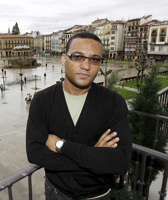 El pianista cubano Gonzalo Rubalcaba actúa esta tarde en la UPNA