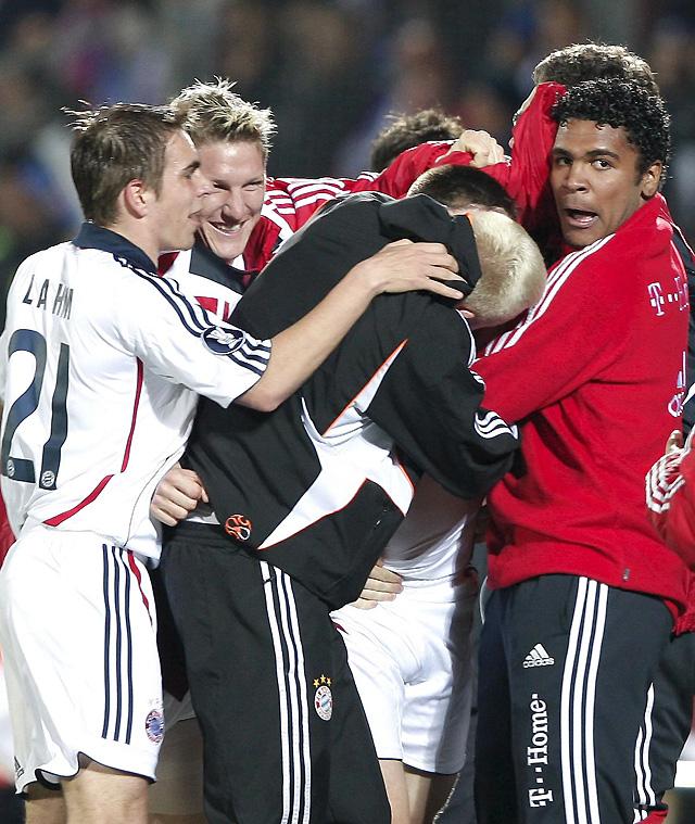 El Bayern acaba con el sueño del Getafe en el último suspiro