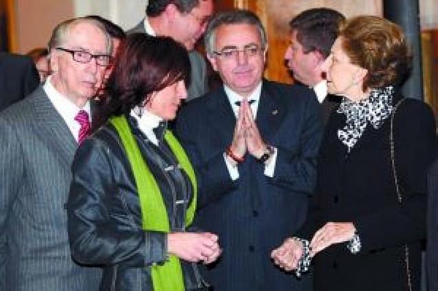 La UN creará con el legado Huarte un centro para exponer e investigar el arte