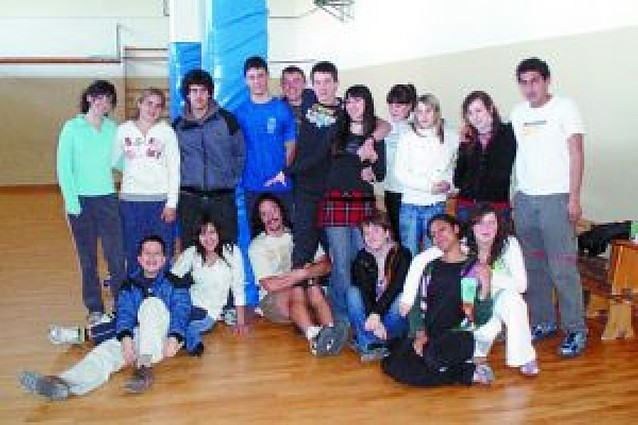 """25 alumnos del IES Pablo Sarasate de Lodosa pondrán en escena """"Lisístrata XXI"""""""