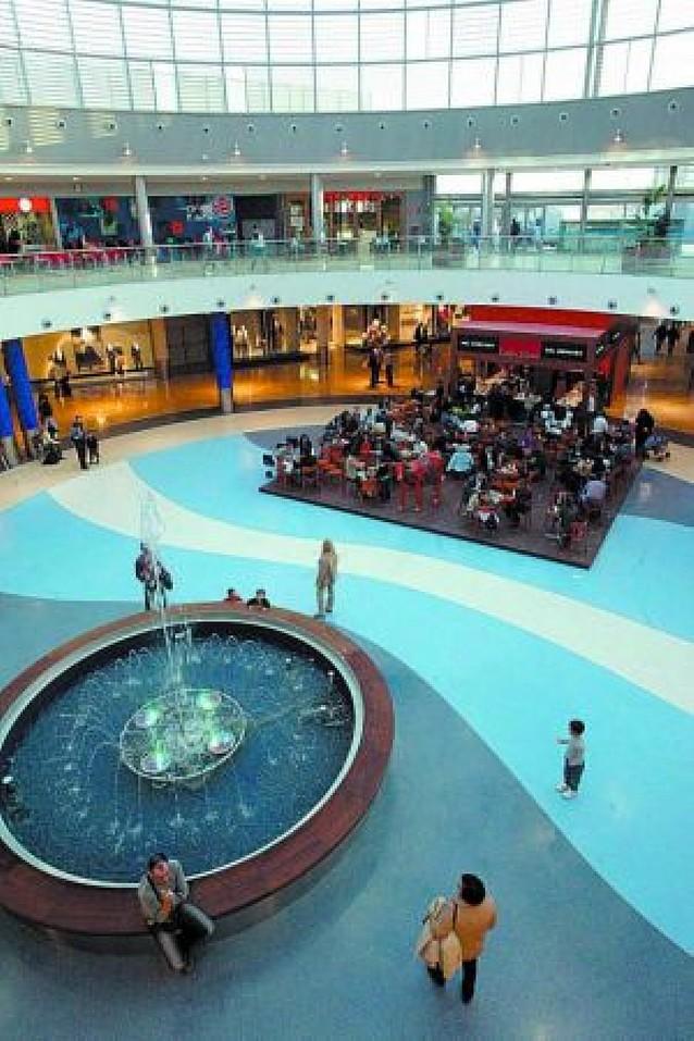 El grupo inmobiliario Aguirre Newman gestionará el centro comercial de Itaroa
