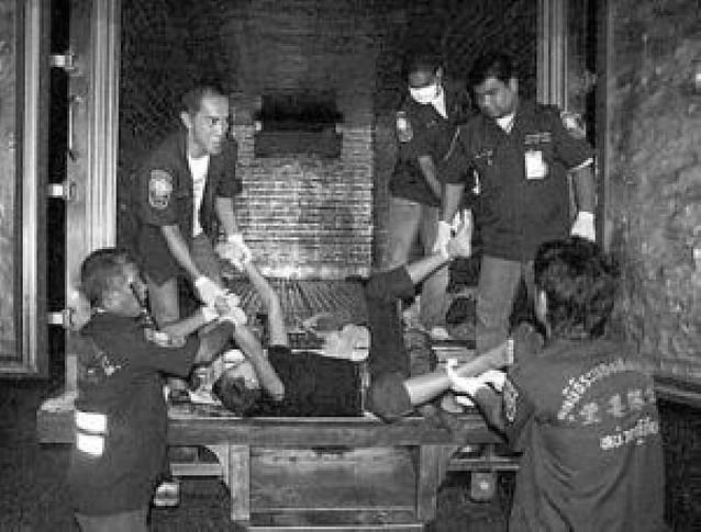 Al menos 54 inmigrantes birmanos muertos de asfixia en un contenedor