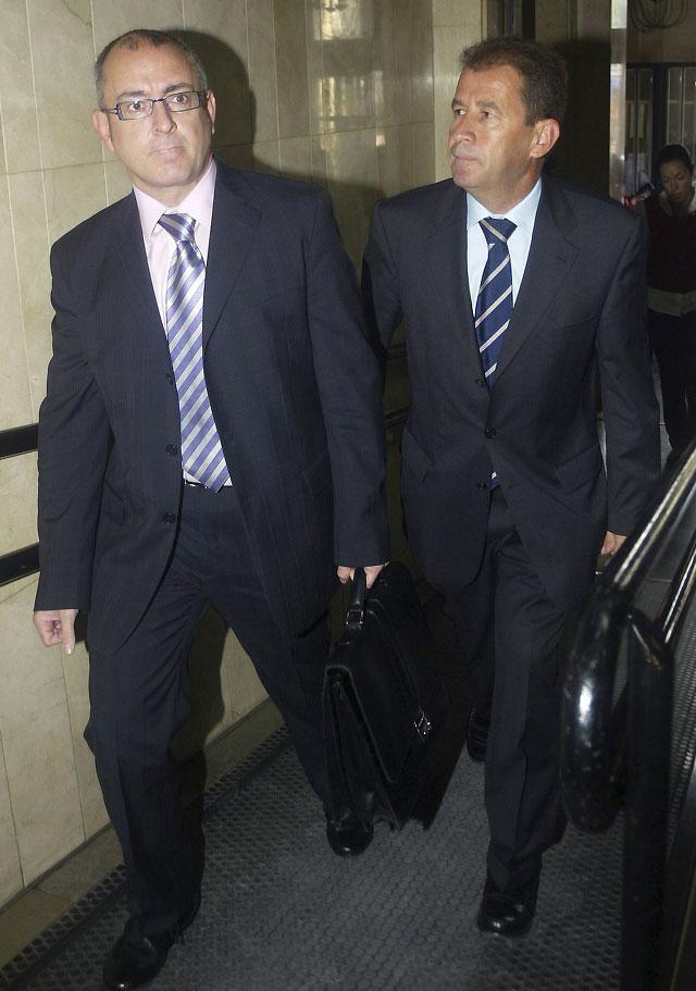 Prisión provisional bajo fianza de 200.000 euros para el ex alcalde de Totana (Murcia)