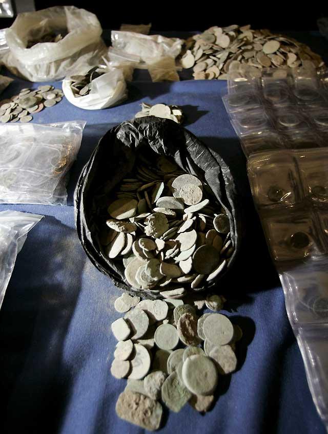 Desarticulada una red que expoliaba yacimientos arqueológicos en Valencia, Aragón y Andalucía