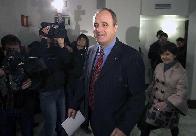 El PSE liderará la moción contra ANV en Mondragón
