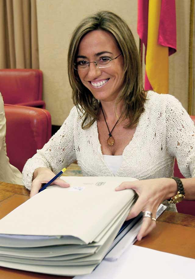 Carme Chacón será la primera mujer al frente del ministerio de Defensa