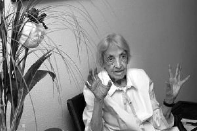 Fallece la historiadora navarra María Puy Huici
