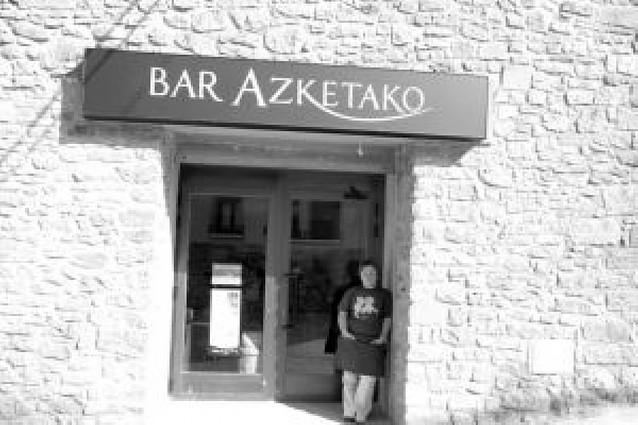 Un nuevo servicio al peregrino en Azqueta