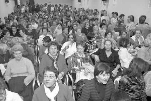 Más de 300 mujeres del Queiles se reúnen para celebrar una jornada cultural