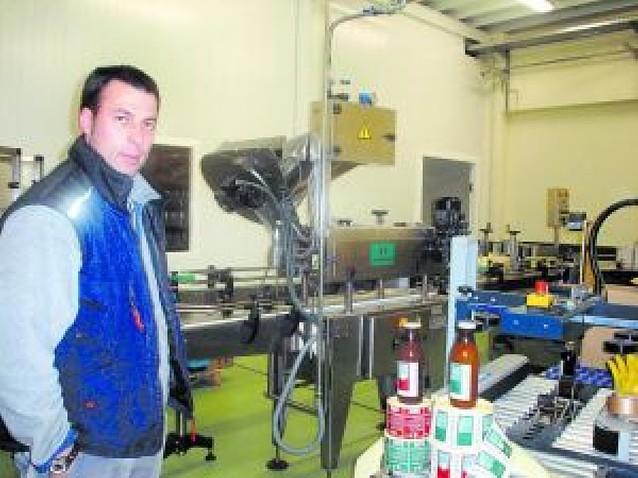 Ékolo lanza al mercado zumos y aceite ecológicos desde Arróniz