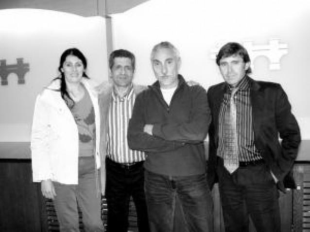 Tres navarros fundan la Asociación de Trasplantados y Enfermos Hepáticos