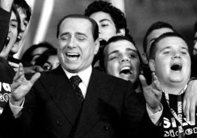 Italia cerró ayer la campaña electoral que decidirá entre Berlusconi y Veltroni