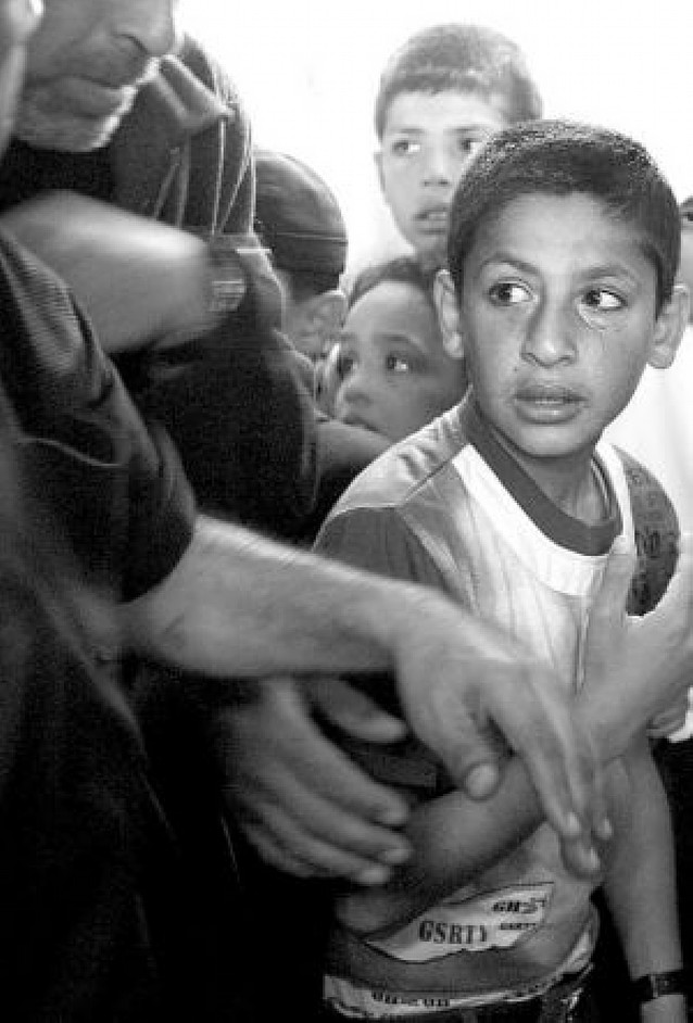 Al menos nueve muertos, entre ellos cuatro niños, por fuego israelí en Gaza