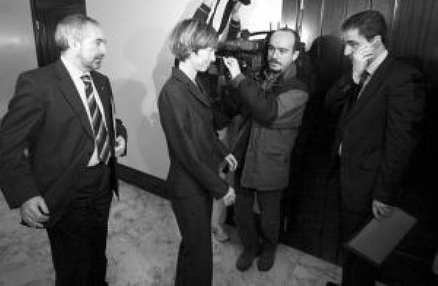 Los partidos vascos acuerdan que el PSE lidere la moción de censura en Mondragón