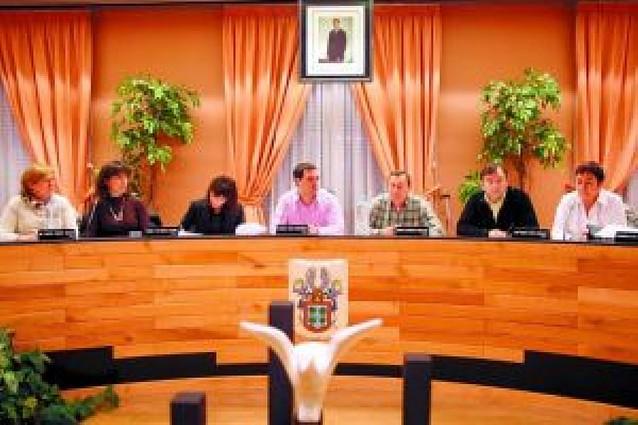 El PSN valora hoy la moción de censura en Barañáin