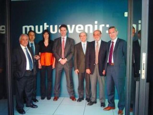 Mutuavenir inaugura su nueva oficina en Logroño