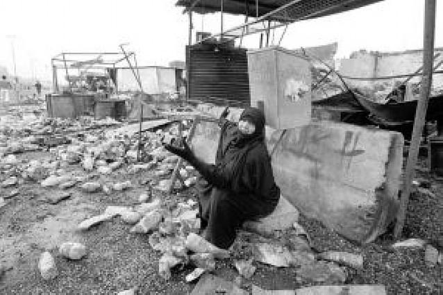 Al menos 13 muertos en combates que continúan en el barrio Ciudad Sadr