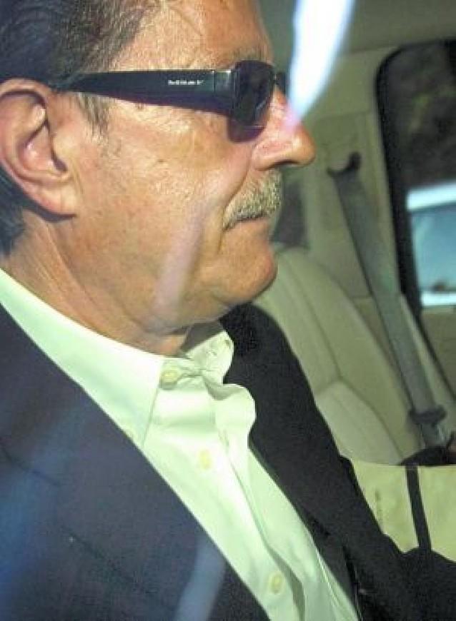 Julián Muñoz sale de la cárcel con un permiso de tres días