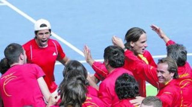 España se planta en semifinales