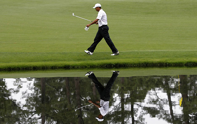 Tiger Woods, a la caza de Immelman en el Open de Augusta