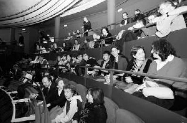 """Alumnos de ESO del IES La Granja, en """"La Traviata"""""""