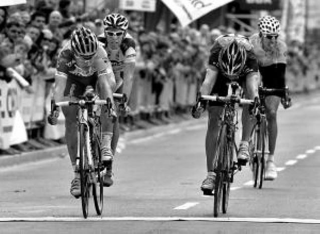 Cunego batió a Valverde